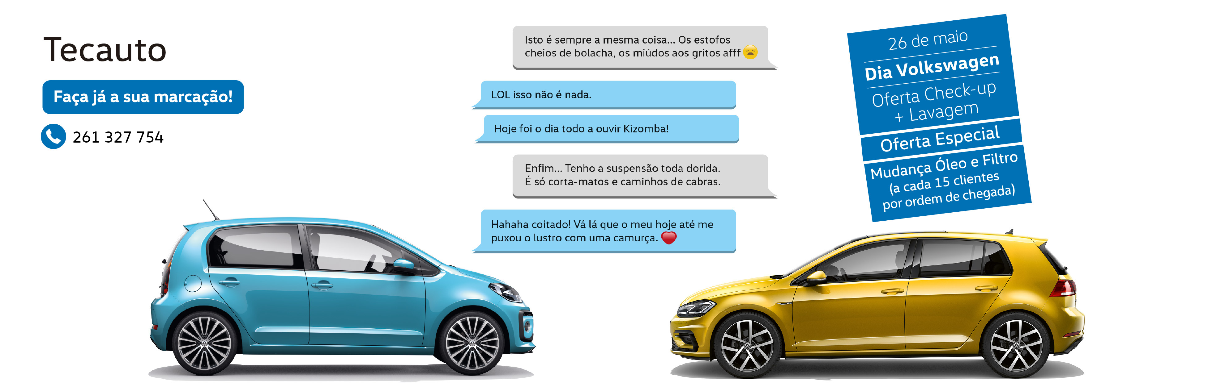 Dia do Cliente VW